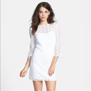 Lilly Pulitzer Topanga Crochet Lace Dress